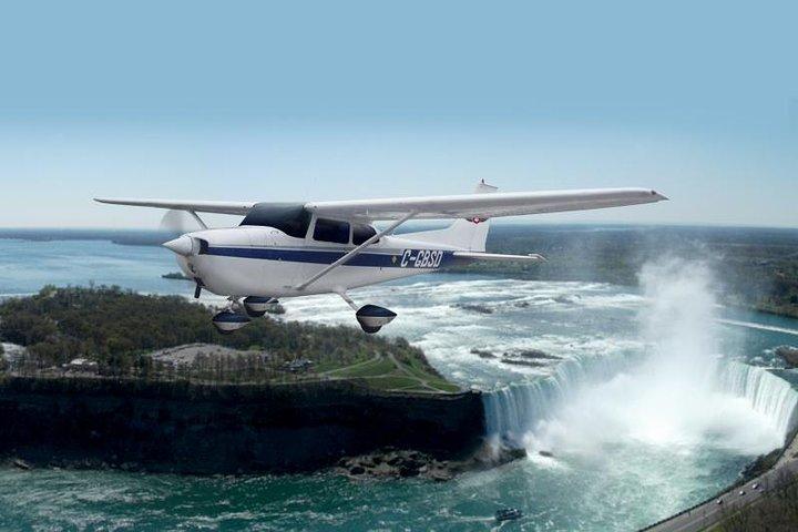 Taxi aéreo y recorrido por Toronto - Niagara, Toronto, CANADA