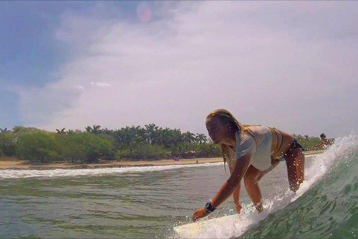 Beginner Surf Lessons In Tamarindo - Shared or Private, Praia Flamingo, Costa Rica