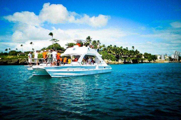 Excursión de esnórquel en la isla de Catalina de un día completo desde La Romana, Punta de Cana, REPUBLICA DOMINICANA
