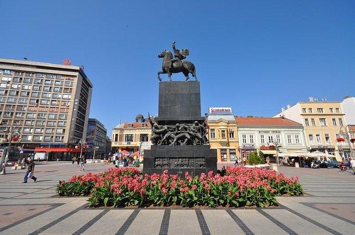Nis - the Capital of South-East Serbia, Sofia, BULGARIA