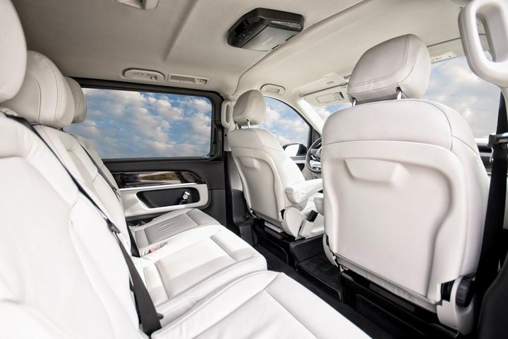 Luxury Van Private Departure Transfer: Cologne-Bonn Airport, Colonia, GERMANY