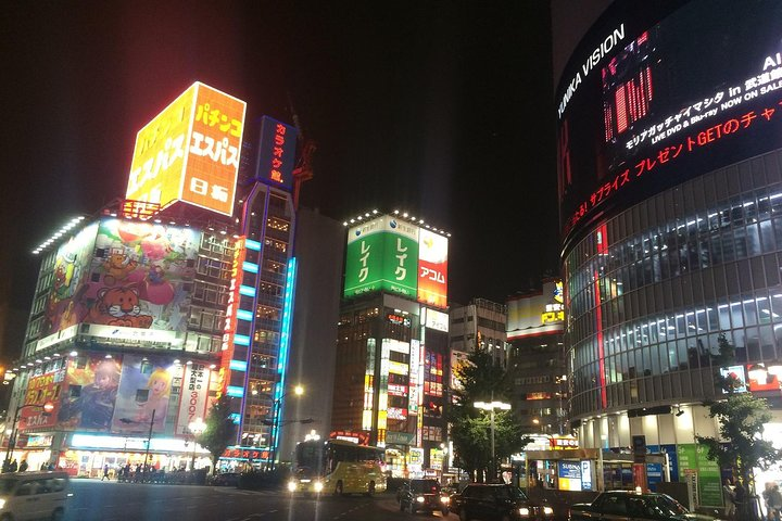 Tokyo City Tour: Private Chauffeur Guide with Chartered Car, Tokyo, JAPON