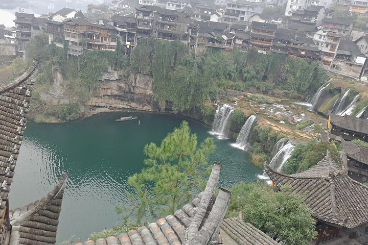 Private Transfer from Zhangjiajie to Fenghuang and stops at Furong old town, Zhangjiajie, CHINA