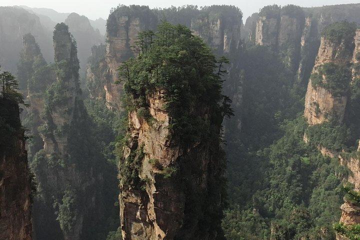Full-Day Private Tour of Zhangjiajie(Wulingyuan) National Forest Park, Zhangjiajie, CHINA