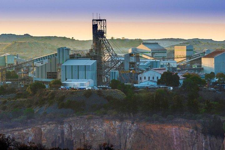 Cullinan Diamond Mine Tour - Underground tour, Johannesburgo, SUDAFRICA