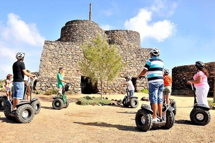 2-hour Segway Tour around Caleta de Fuste in Fuerteventura, Fuerteventura, Espanha