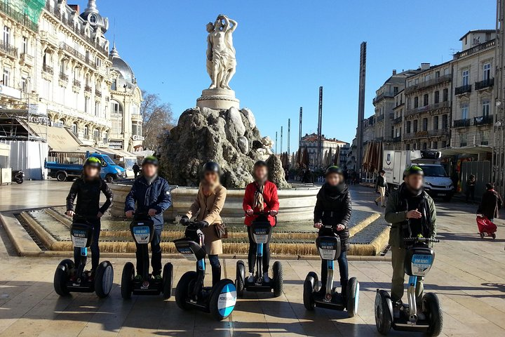 Segway Tour of the Old and New Montpellier, Montpellier, FRANCIA