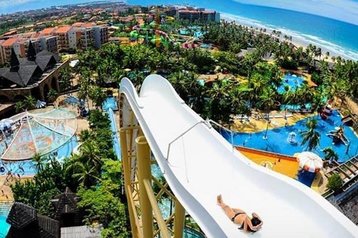Beach Park Full-Day Trip Including Brief Tour of Fortaleza, Fortaleza, BRASIL