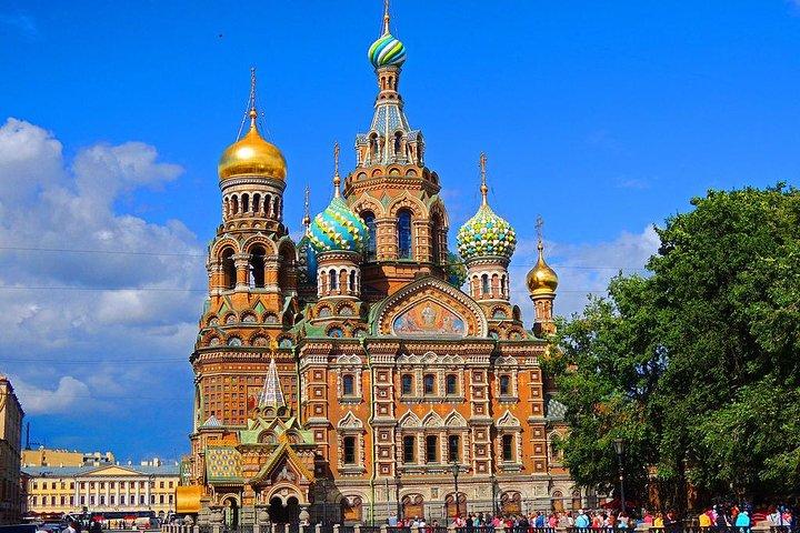 Complete City Tour Of St Petersburg, San Petersburgo, RÚSSIA