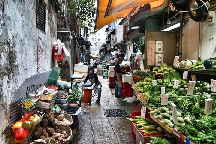 Visita privada a pie de 5 horas personalizada en Hong Kong, Hong Kong, CHINA