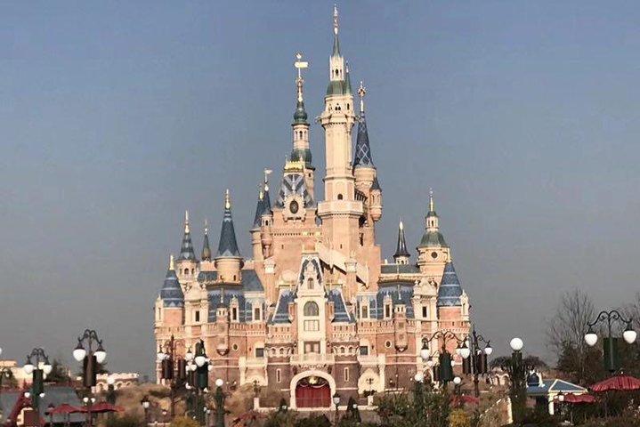 Traslado privado en el centro de la ciudad - Shanghai Disneyland, opción PVG, Shanghai, CHINA