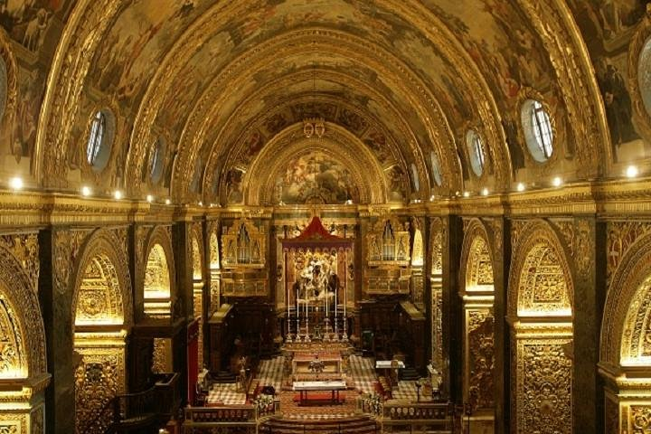 Valletta City of the Knights 3.5-Hour Walking Tour, ,