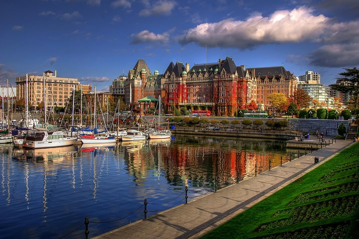 Victoria Guided Food and History Tour, Isla de Vancouver, CANADA