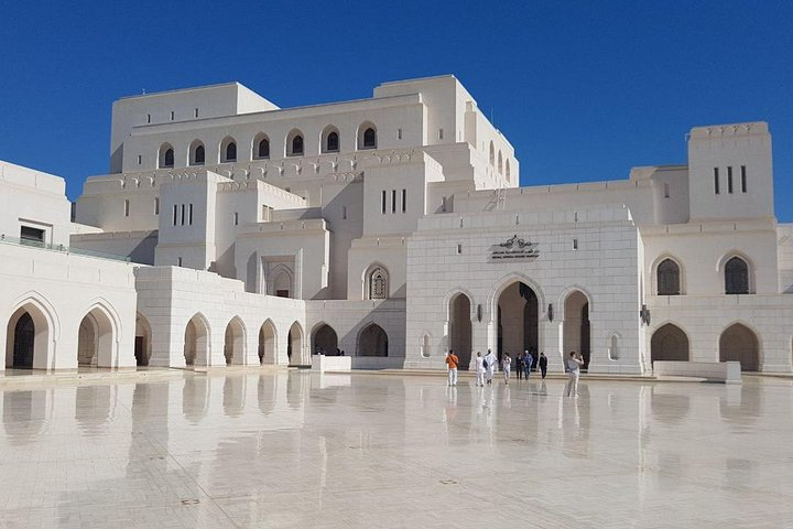 Muscat City Tour Full Day, Mascate, OMAN