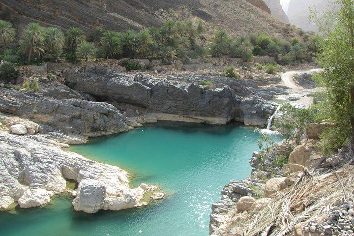 Wadi Shab and Bimmah Sinkhole 4X4, Mascate, OMAN