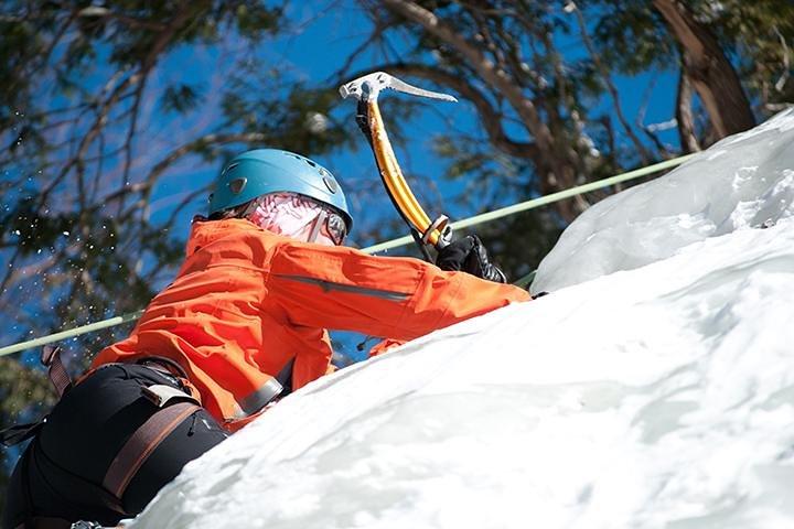 Tremblant Ice Climbing School, Mont-Tremblant, CANADÁ