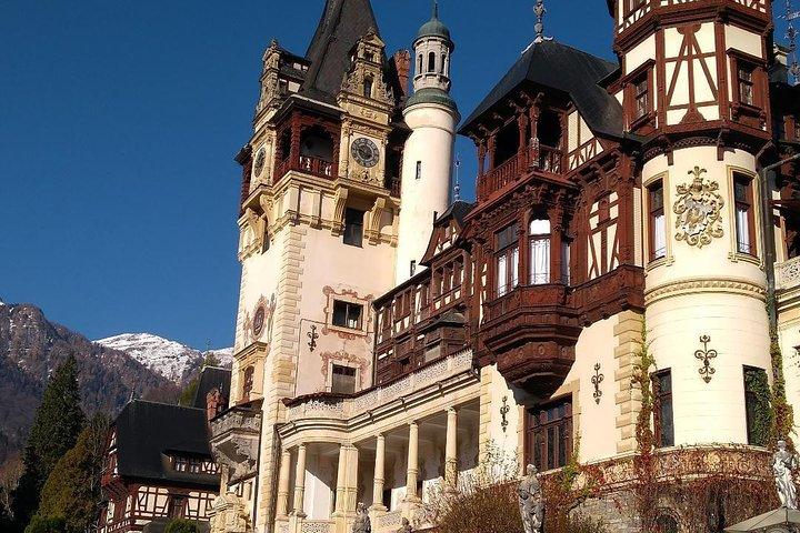 Private Tour from Brasov: Peles Castle, Bran Dracula Castle and Rasnov Fortress, Brasov, RUMANIA