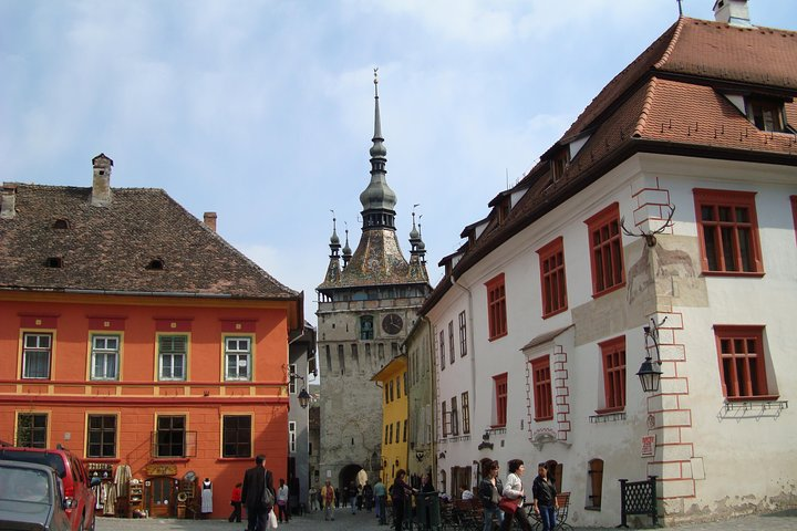 Private Day Tour Sighisoara and Viscri from Brasov with Hotel Pick Up/ Drop Off, Brasov, RUMANIA