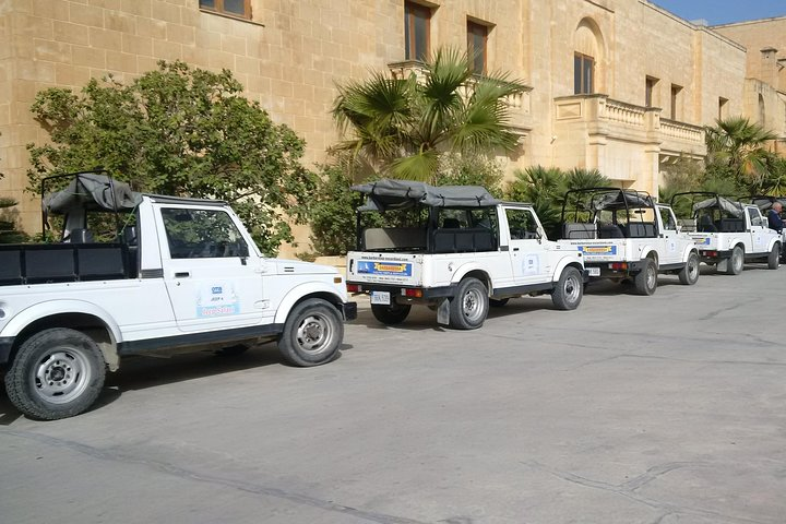 Jeep Tour of Gozo Island from Malta, ,