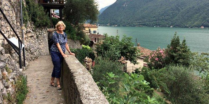 Lake Lugano - a taste of culture, Lugano, SUIZA