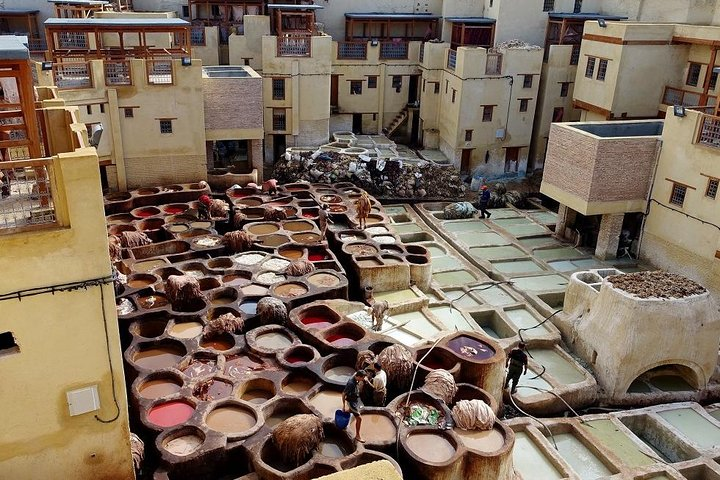Guided Day Tour to Fez from Casablanca, Fez, MARRUECOS