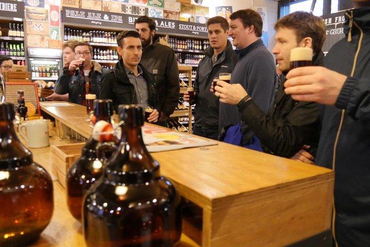 Craft Beer Tastings Tour in Hamburg, Hamburg, GERMANY