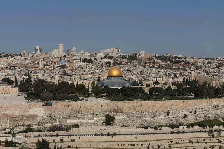 Jerusalem and Bethlehem day tour, Jerusalen, ISRAEL