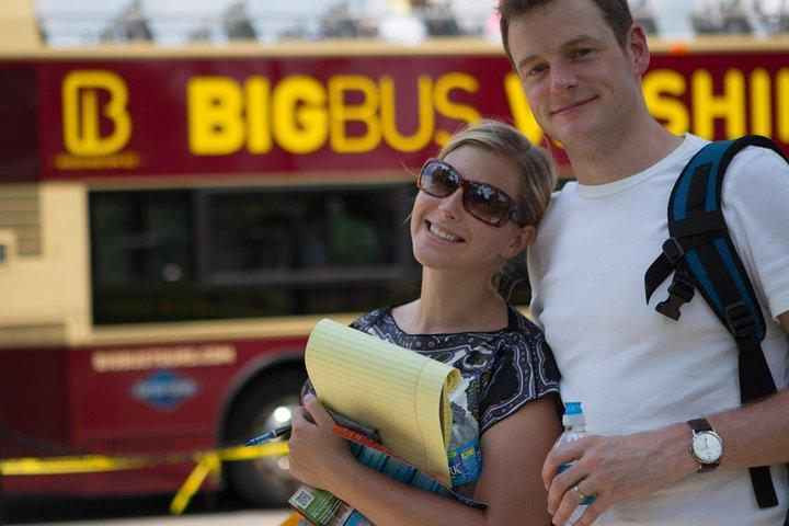 Big Bus Washington DC Night Tour, Washington DC, ESTADOS UNIDOS