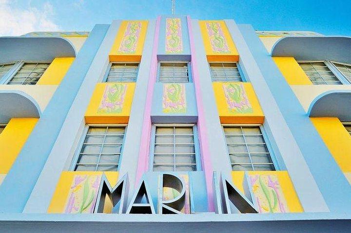 Recorrido a pie para ver las muestras de Art Decó de South Beach en Miami, Miami, FL, ESTADOS UNIDOS