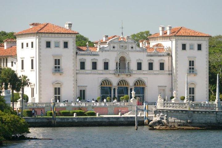 Admission to Vizcaya Museum and Gardens with Transportation, Miami, FL, ESTADOS UNIDOS