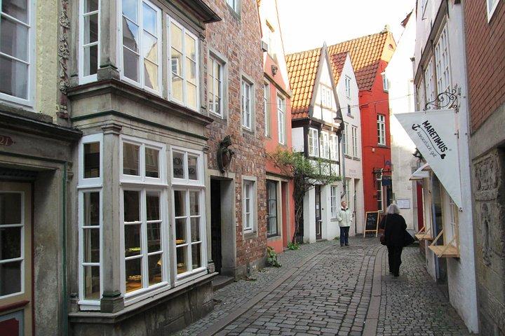 Bremen Schnoor Area Tour, Bremen, GERMANY