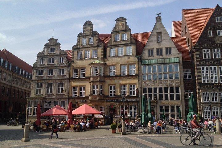 Marketplace and Dom Tour, Bremen, Alemanha
