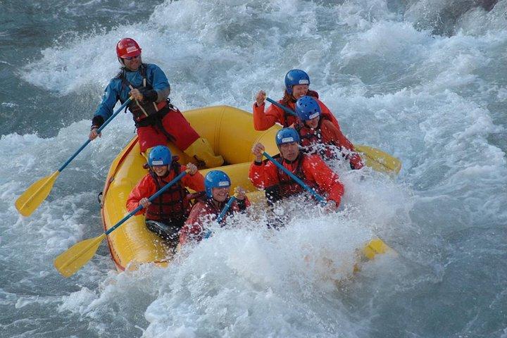 Rafting no rio Mendoza, Mendoza, ARGENTINA