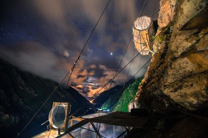 Skylodge Sacred Valley Overnight Adventure, Cusco, PERU