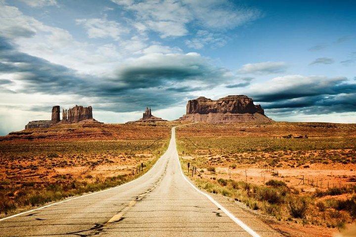 Monument Valley and Navajo Indian Reservation Day Trip from Sedona, Sedona y Flagstaff, AZ, ESTADOS UNIDOS