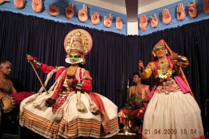 City Tour and Kathakali Dance Performance in Kochi, Kochi, JAPAN
