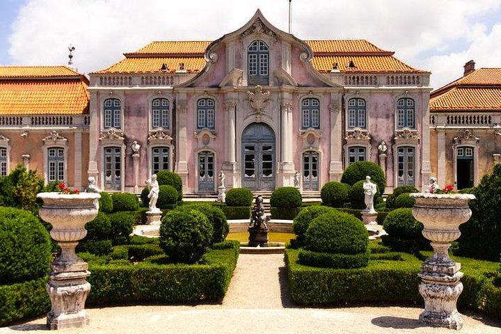 Boleto sin colas para el Palacio Nacional y los Jardines de Queluz, Lisboa, PORTUGAL