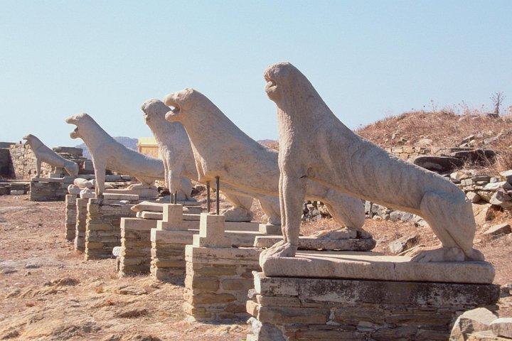 Private Tour: Delos Day Trip from Mykonos, Miconos, Grécia
