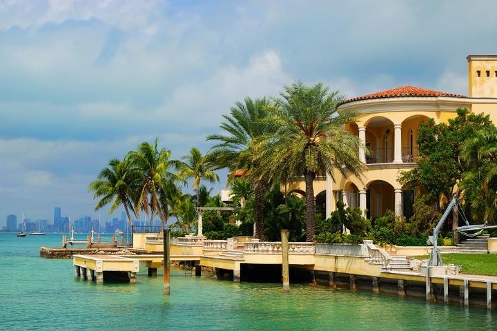 Miami Combo Tour: City Sightseeing, Biscayne Bay Cruise and Everglades Airboat Ride, Miami, FL, UNITED STATES