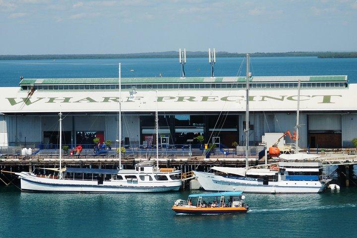 Darwin Harbour Bombing of Darwin Cruise, Darwin, AUSTRALIA
