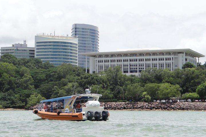 Darwin Combo: The Bombing of Darwin Experience & Darwin Harbour Cruise, Darwin, AUSTRALIA