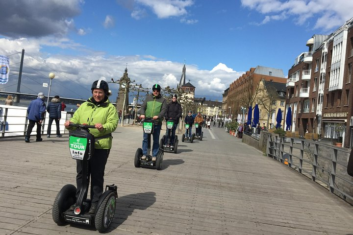 Düsseldorf Segway Tour: Classical City Experience, Dusseldorf, GERMANY