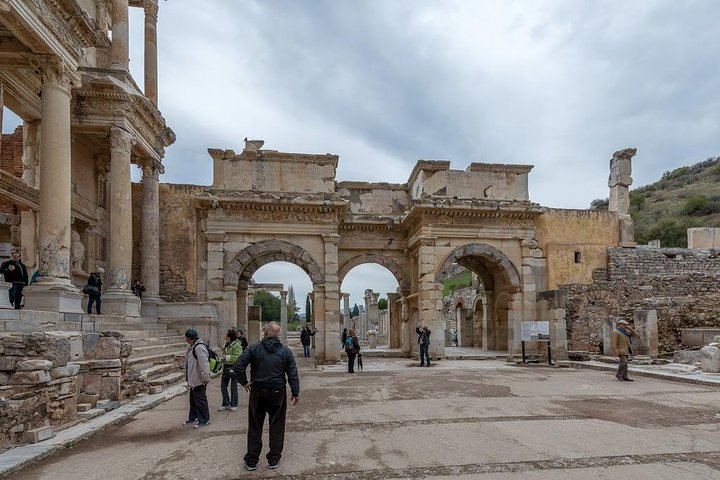 Private Ephesus Tour With Ancient Landmarks From Istanbul, Istambul, TURQUIA