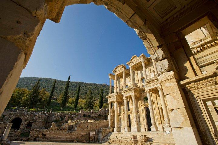 Private Ephesus Highlights Tour from Kusadasi, Kusadasi, Turkey