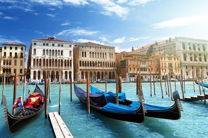 Venice Guided Sightseeing Private Tour for Kids and Families, Veneza, Itália