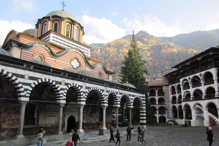 Rila Monastery and Wine Tasting Tour, Sofia, BULGARIA