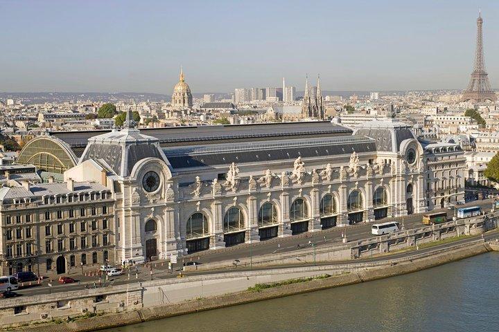 Recorrido privado por el Musée d'Orsay con acceso Evite las colas, Paris, FRANCIA