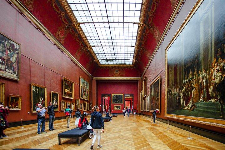 Excursão guiada pelo Museu do Louvre de Paris com evite as filas, Paris, França