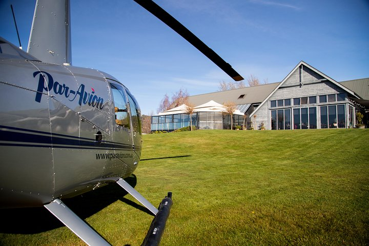Frogmore Creek Winery by Helicopter with Lunch, Hobart, AUSTRALIA