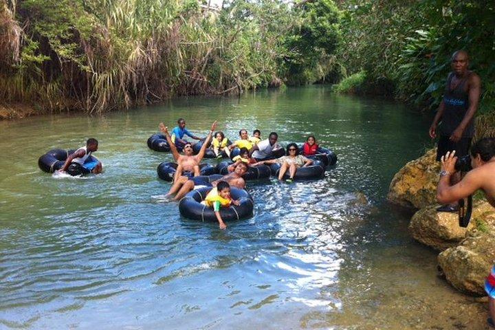 Dunn's River Falls and Tubing Combo Tour from Ocho Rios, Ocho Rios, JAMAICA